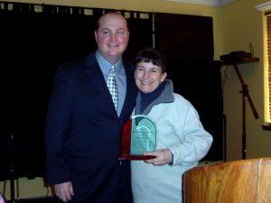 awards - trisha costello