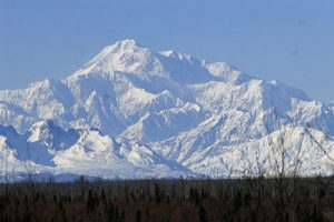 DENALI— As of Wednesday, there are 433 climbers trying to summit the mountain. Photo by Diana Haecker