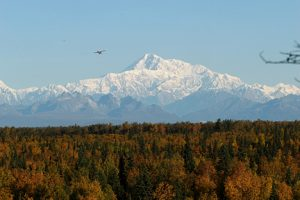 Denali and Aircraft