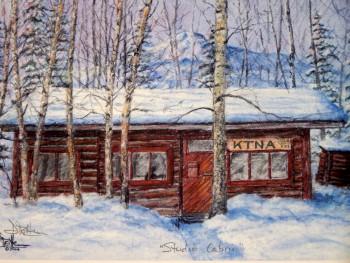 Original KTNA studio