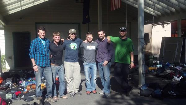 Team Members from the Denali 2013 Centennial Climb