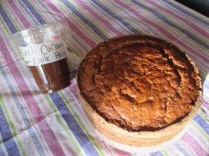 Birch Apple Cake