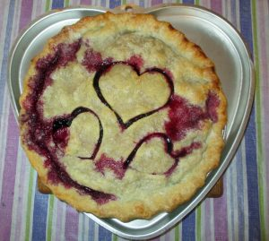 Heart Pie