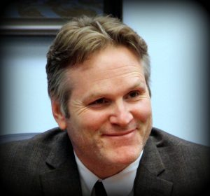 Sen. Mike Dunleavy (R-Wasilla)  Photo courtesy:  Office of Mike Dunleavy