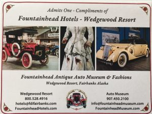 fountain head museum ticket