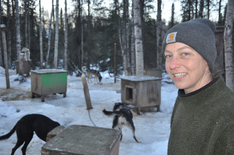 Anja Radano prepares for her first Iditarod - KTNA 88 9 FM